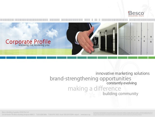 innovative marketing solutions brand-strengthening opportunities constantly evolving making a difference building communit...