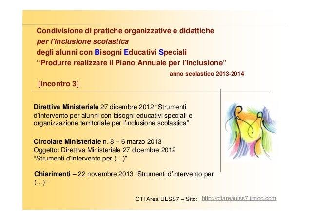 Bes: didattica - 3