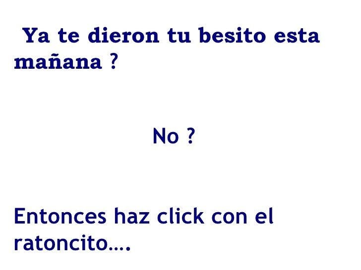Besitos [1]..