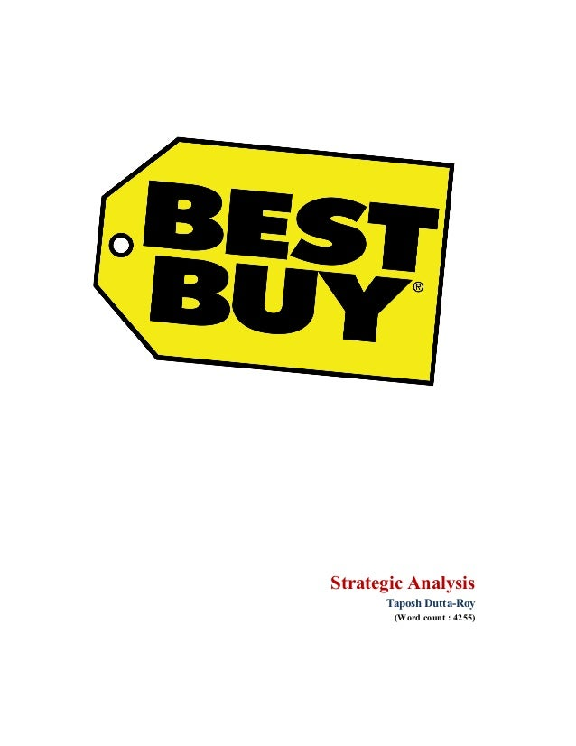 Best buy-analysis