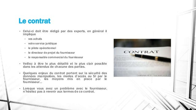 exemple de contrat tma