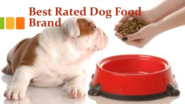 Best Rated Dog Food Brand