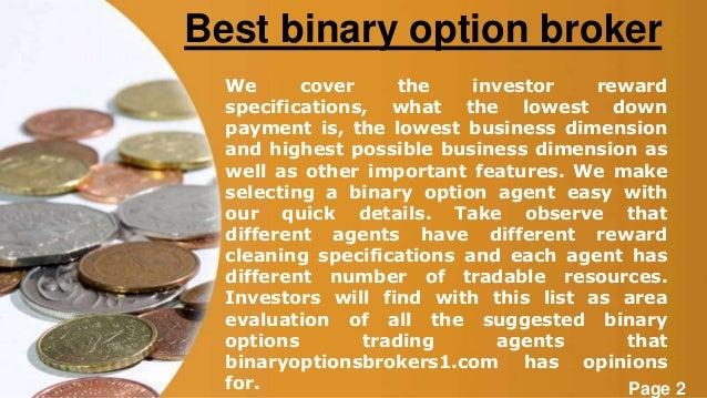 L binaere option demo