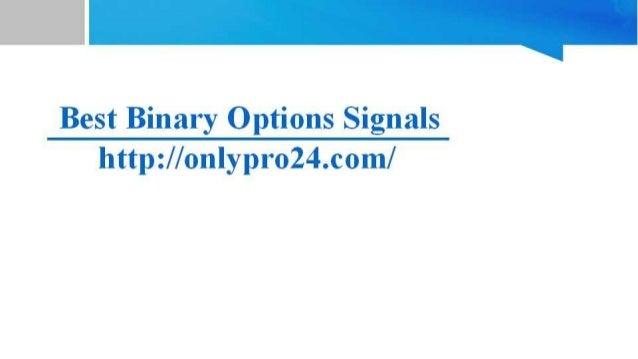 Best binary options algorithms