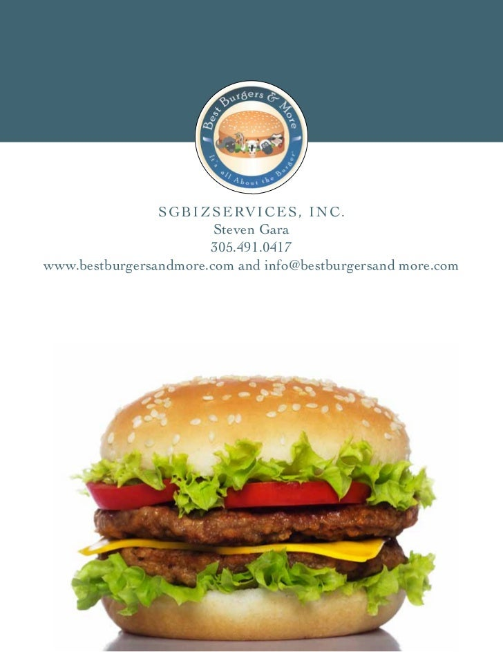 Best Burger Final