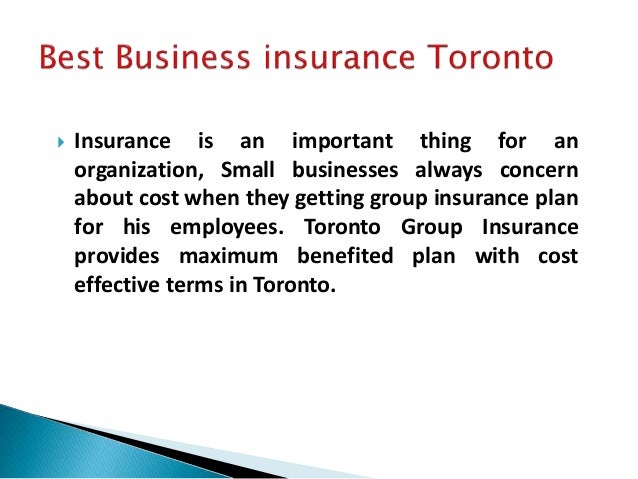 Help with business plan toronto