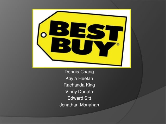 Best Buy Analysis