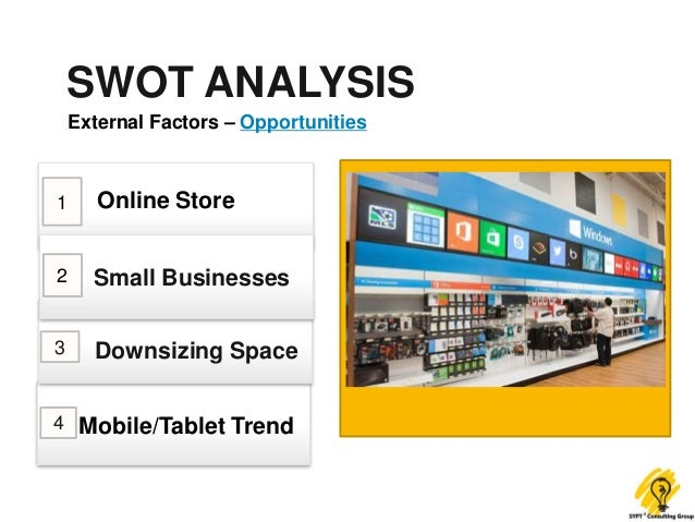 Best buy swot analysis essay