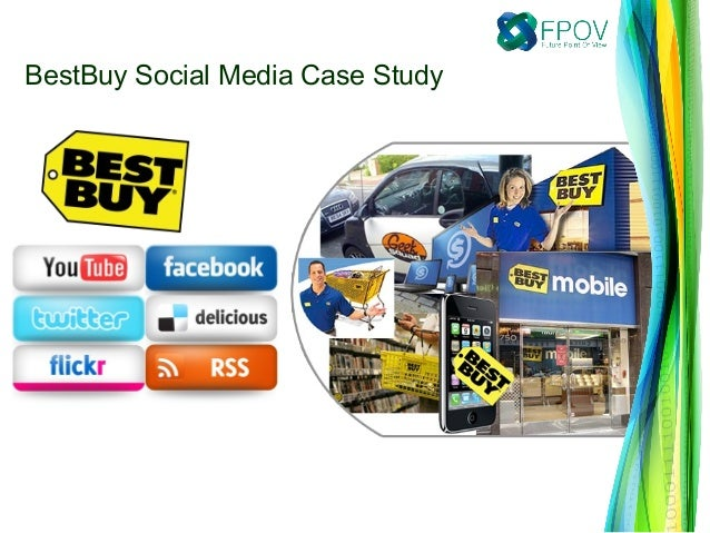 BestBuy Social Media Case Study