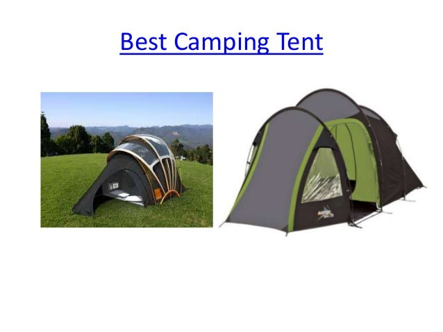 Best Camping Ttent  Best Family Camping Tents