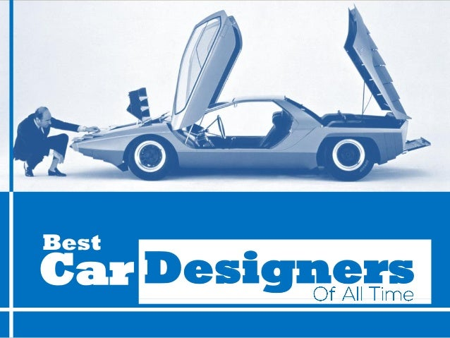 Best Car Designers Of All Time