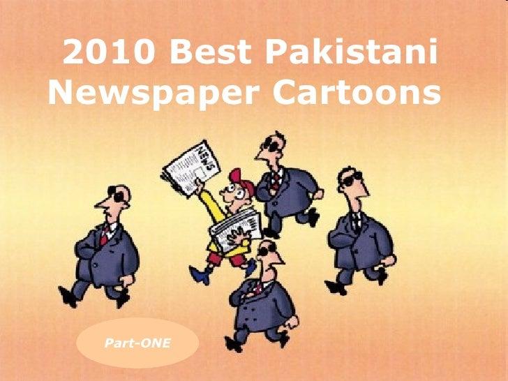 2010 Best Pakistani Newspaper Cartoons  Part-ONE