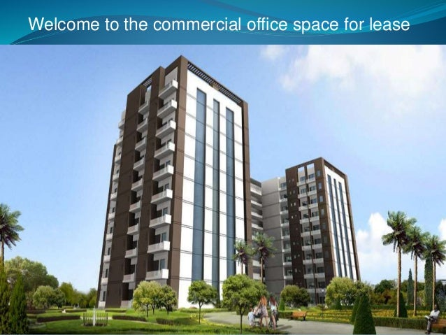 Best commercial office space for lease - Shared office space for rent ...
