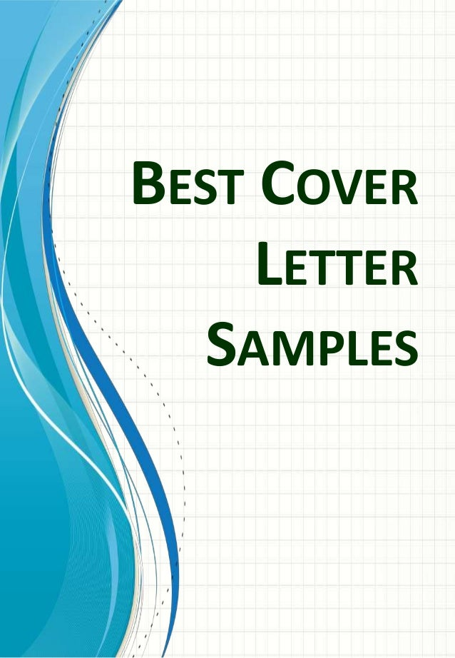 best cover letter headlines