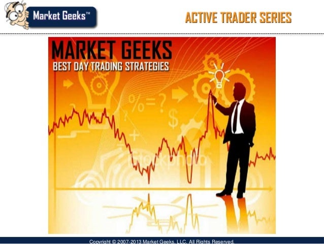 Best day trading strategies