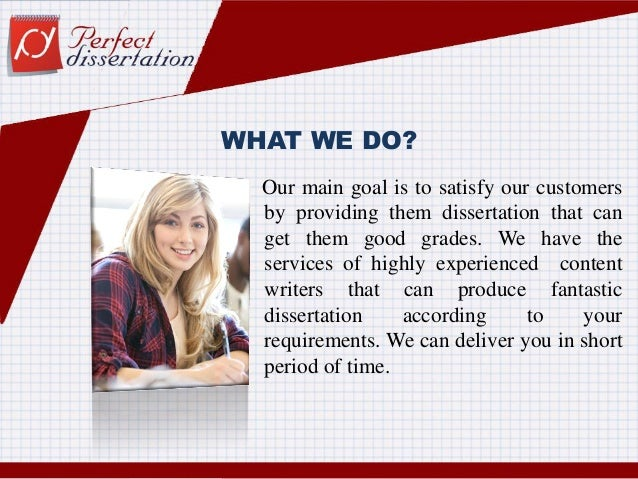 services you can contact your dissertation writing team or service