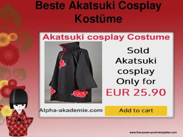 Beste Akatsuki Cosplay Kostüme