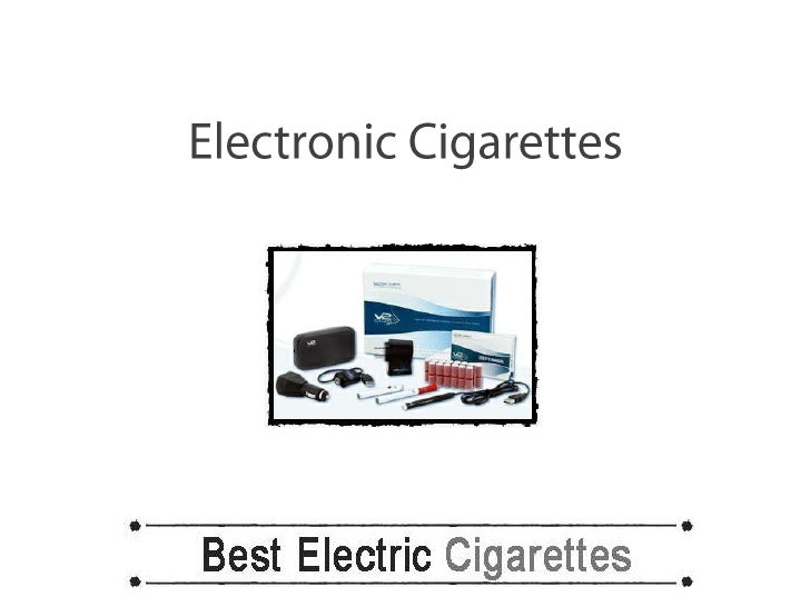 The electronic cigaretteThe electronic cigarette is a fairly new device developed to simulate a traditionalcigarette by ma...