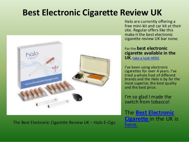 Does electronic cigarettes help stop smoking