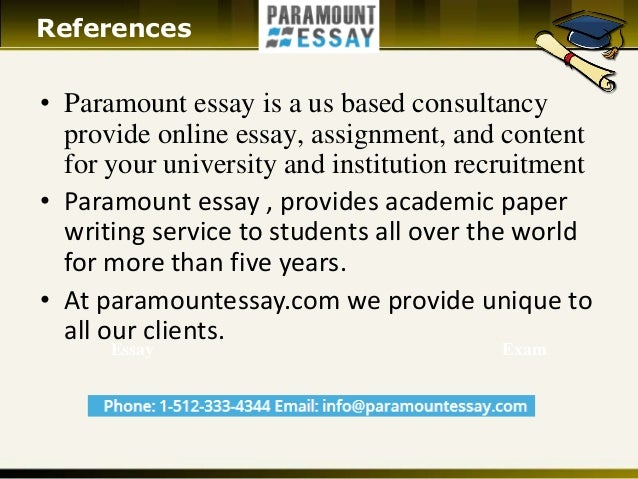 Best Essay Writing Service is an Art; we do it exceptionally well and as per your requirements