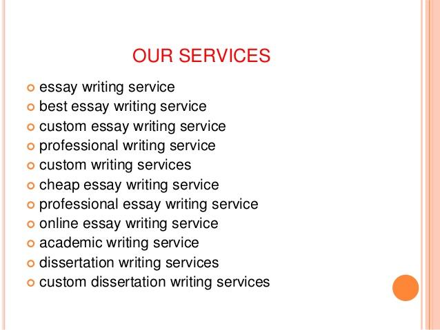 Essay writers service in london
