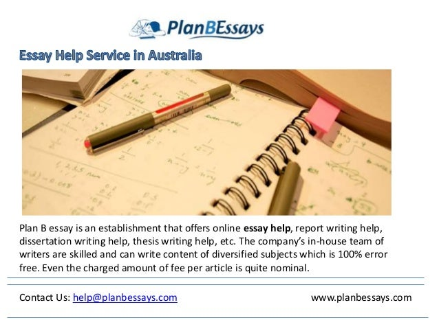 Best Essay Writing Service In Australia