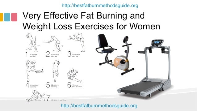 Very Effective Fat Burning and Weight Loss Exercises for Women