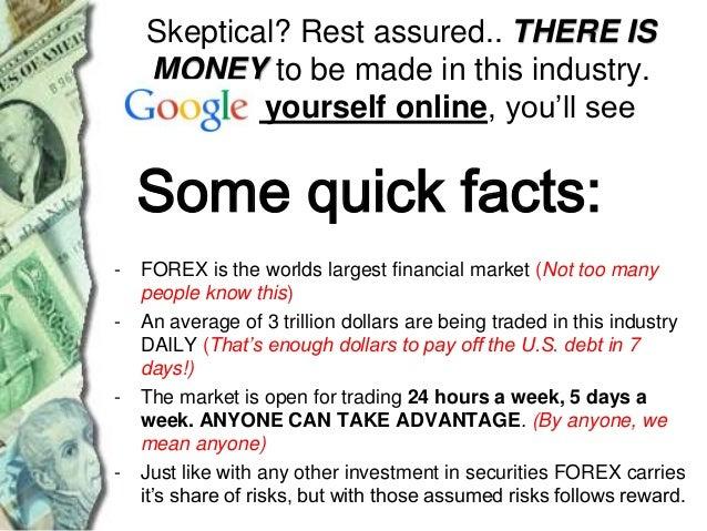 Forex 7 days a week enough