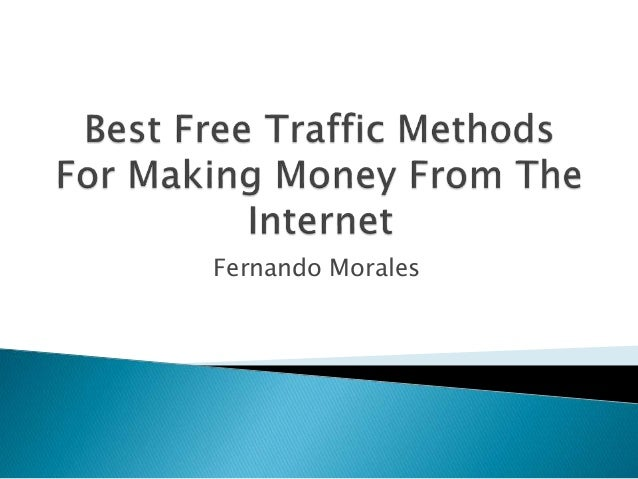 Best Free Traffic Methods For Promoting Your Website