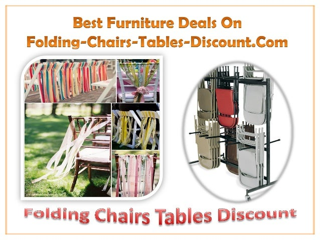 Best furniture deals on folding chairs tables discount com for Best place for furniture deals