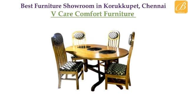 Best Furniture Showroom In Korukkupet Chennai