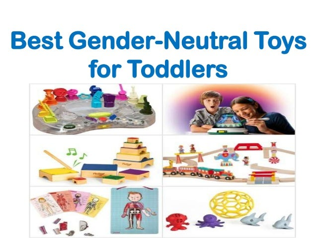 Best Gender-Neutral Toys for Toddlers