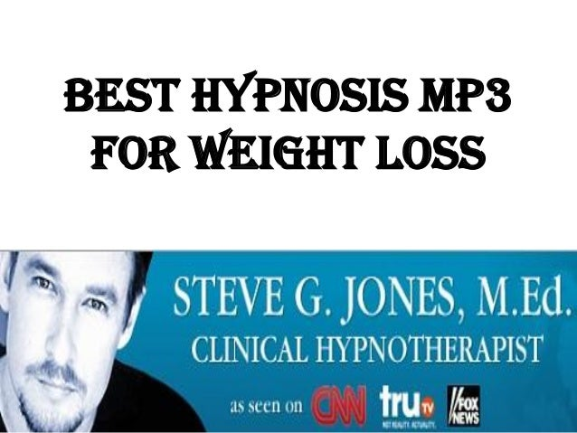 Best hypnosis mp3 for weight loss