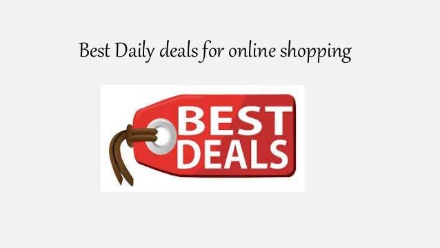 deals daily online