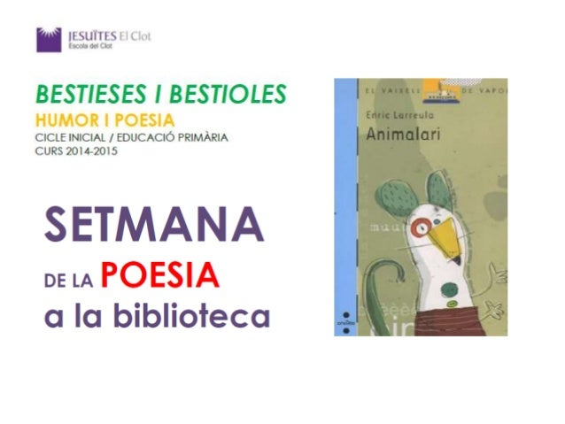 Bestiones cicle inicial