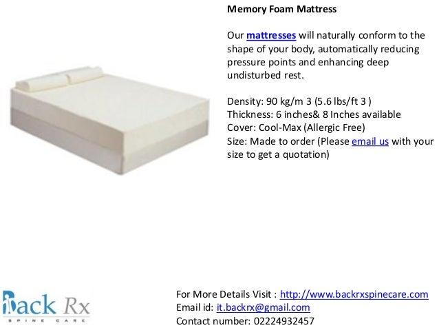 Best mattress back pain mumbai india