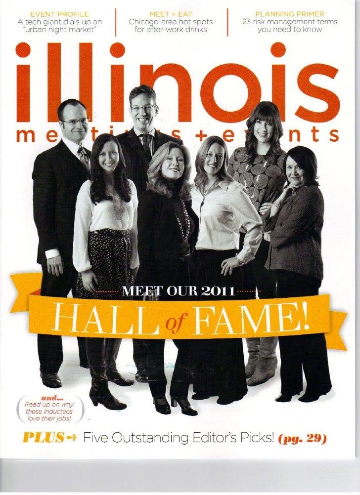 Best Meeting Professional 2011
