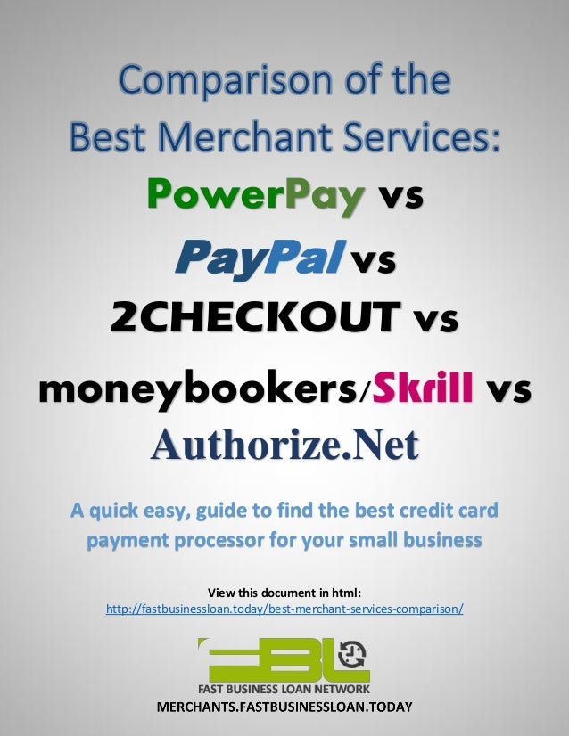 paypal merchant services Paypal here does not offer any significant cost savings over the  quickbooks  merchant services just recently made the jump into the free card.