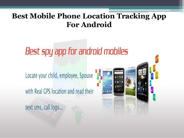 Best cell phone locator app for android