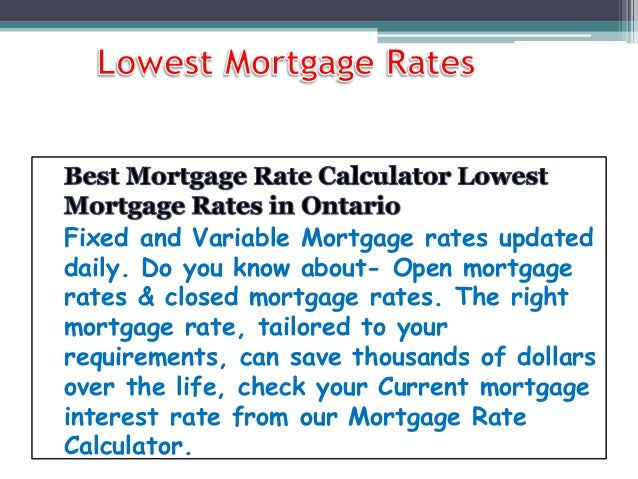 How can comparing mortgage rates save me time and money?