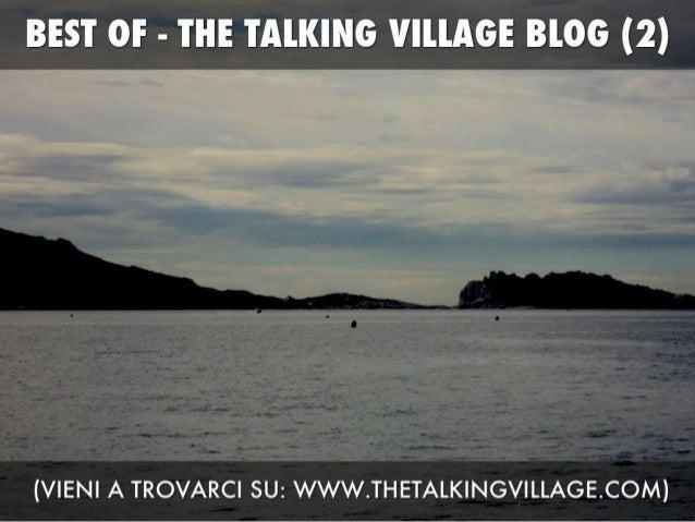 Best of The Talking Village Blog (2)