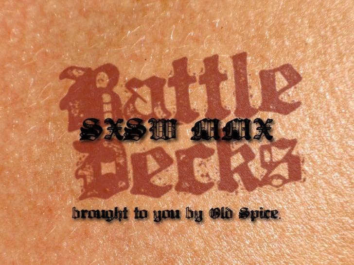 Best Of Battledecks 2010