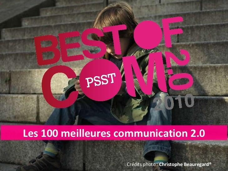 Crédits photo :  Li-Wei® Les 100 meilleures communication 2.0