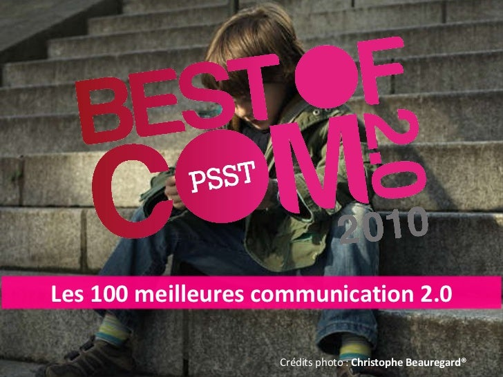 Best Of Communication 2.0 2010