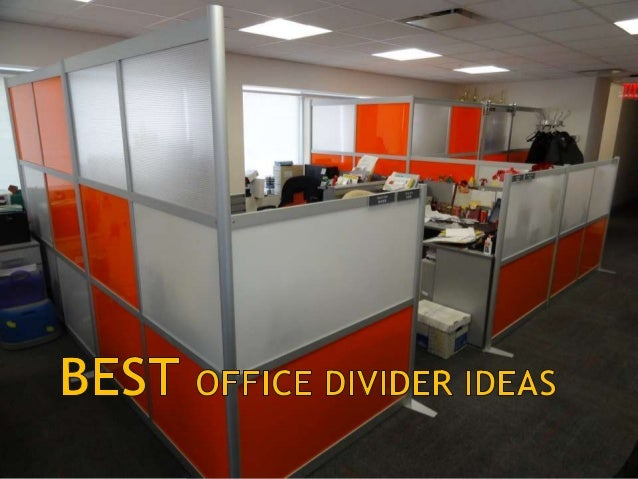 Best office divider ideas for Office partition design ideas