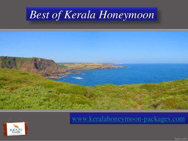 Best of kerala honeymoon