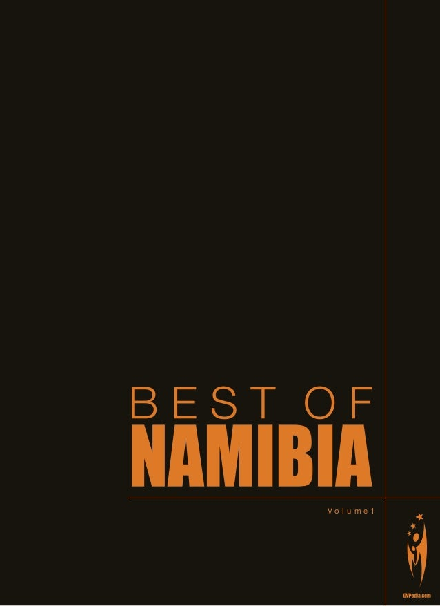 Best of namibia vol 1