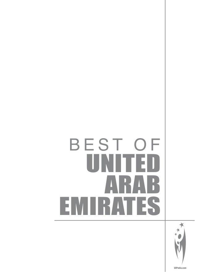 Best of uae vol 1