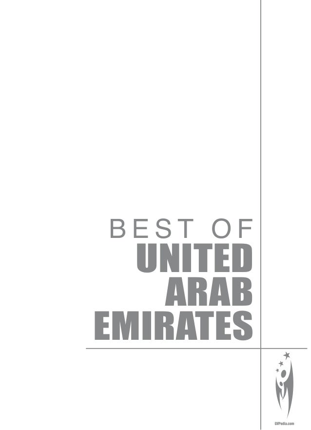 Best of uae vol 1