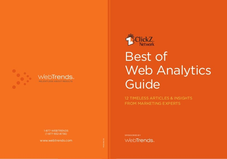 Best of                                   Web Analytics                                   Guide                           ...
